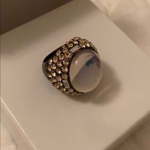 Juicy Couture Opal Statement Ring